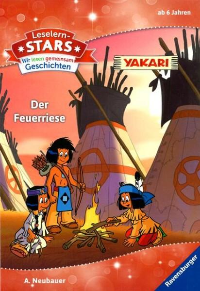Yakari. Der Feuerriese