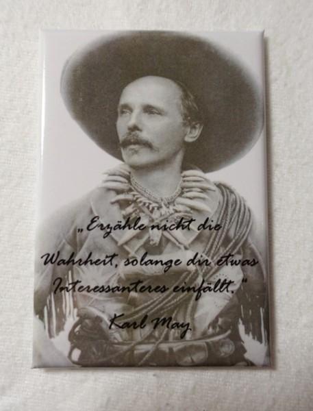 Magnet Karl May