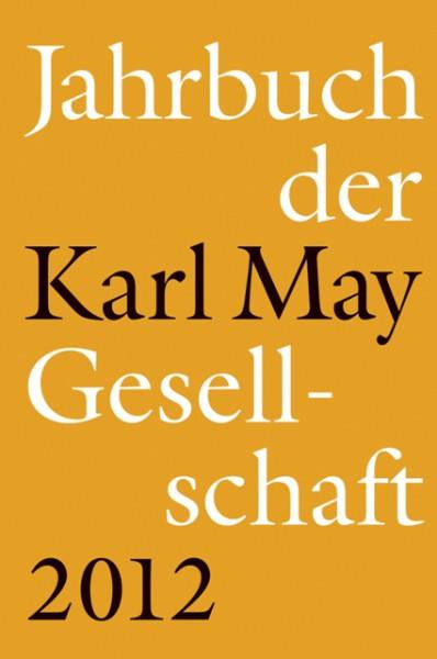 2012 Jahrbuch der Karl-May-Gesellschaft