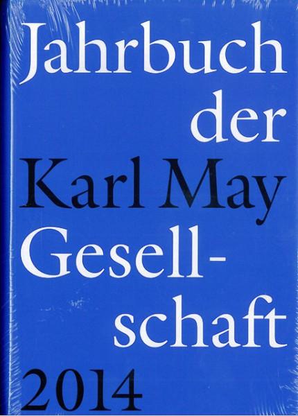 2014 Jahrbuch Karl-May-Gesellschaft