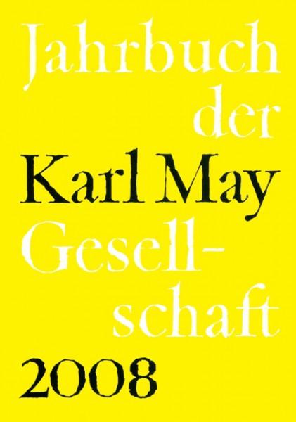2008 Jahrbuch der Karl-May-Gesellschaft