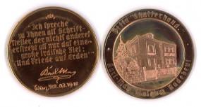 Kupfer-Medaille