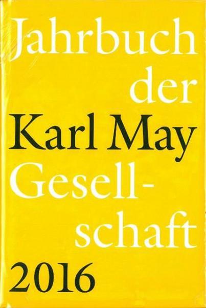 2016 Jahrbuch der Karl-May-Gesellschaft