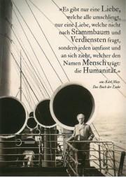 Postkarte Karl May 1908