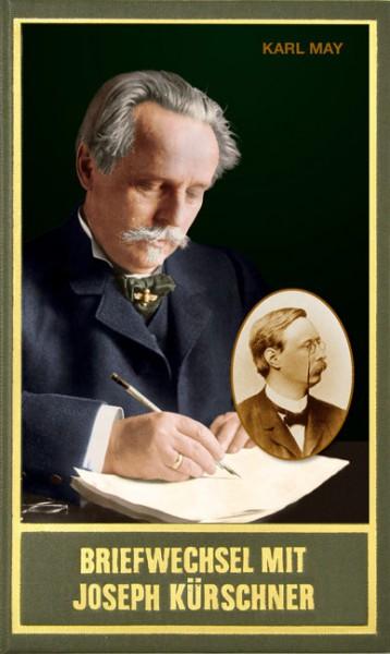 Briefwechsel mit Joseph Kürschner