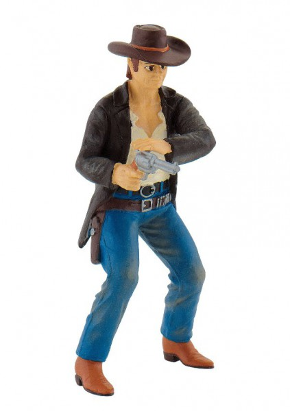 Cowboy mit Revolver