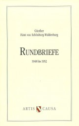 Rundbriefe 1948 bis 1952