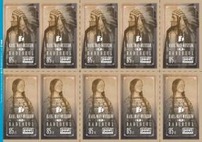 Briefmarken-Block PostModern