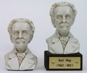 Karl May Büste