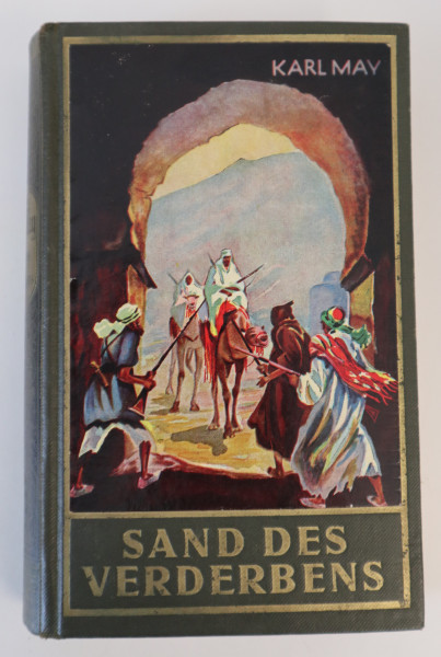 Sand des Verderbens