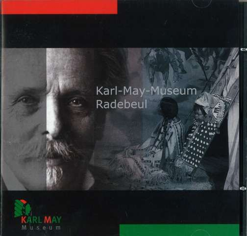 "Interaktive Multimedia-CD ""Karl-May-Museum Radebeul"""