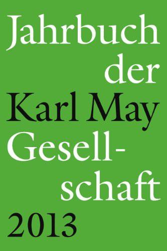 2013 Jahrbuch der Karl-May-Gesellschaft
