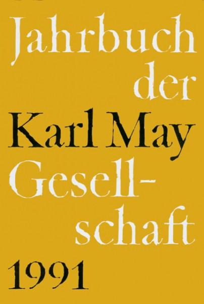 1991 Jahrbuch der Karl-May-Gesellschaft