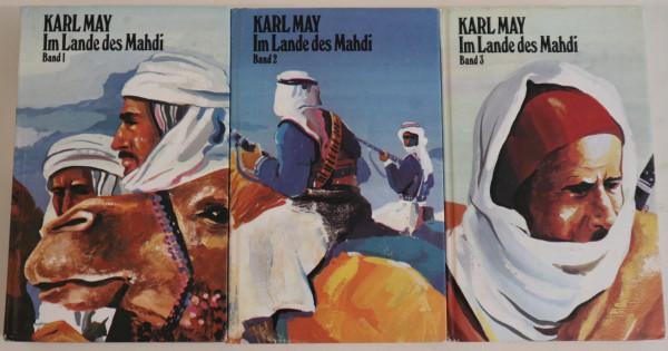 Im Lande des Mahdi Band 1 - 3