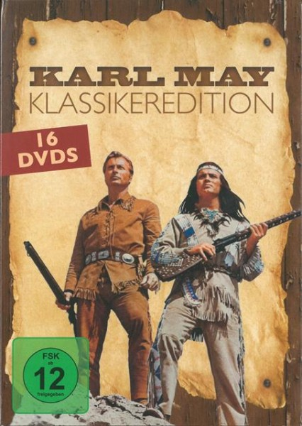 Karl May - Klassikeredition