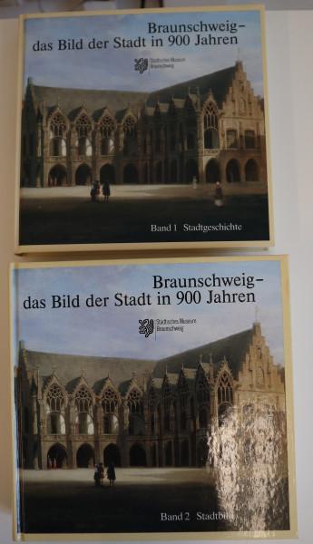 Braunschweig – das Bild der Stadt in 900 Jahren
