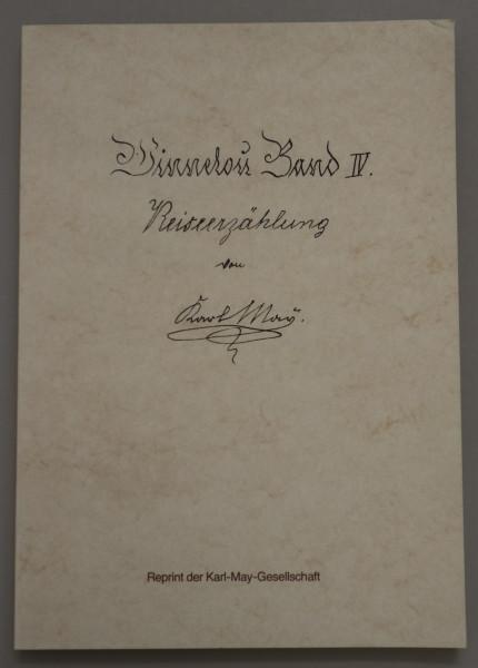 Winnetou 4 Reprint 1984