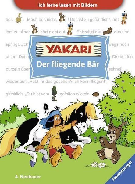 Yakari Der fliegende Bär