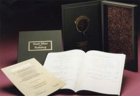 Karl Mays handschriftliches Bibliotheksverzeichnis
