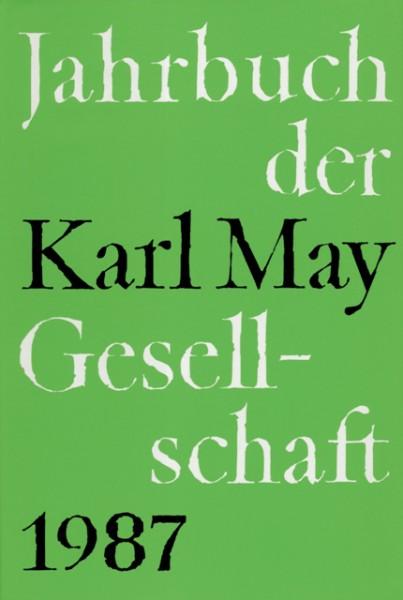 1987 Jahrbuch der Karl-May-Gesellschaft