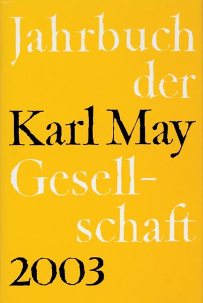 2003 Jahrbuch der Karl-May-Gesellschaft