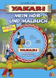 Yakari, Mein Hör- und Malbuch