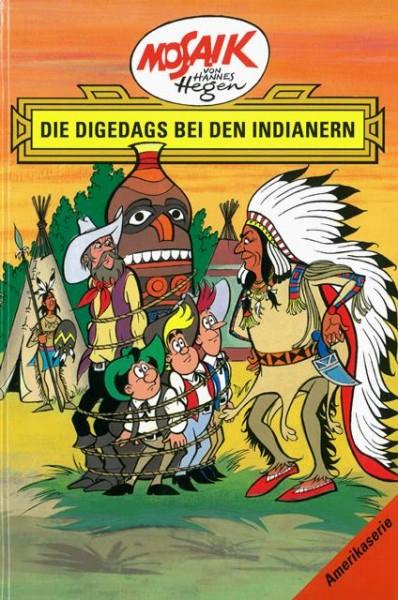 Mosaik. Die Digedags bei den Indianern