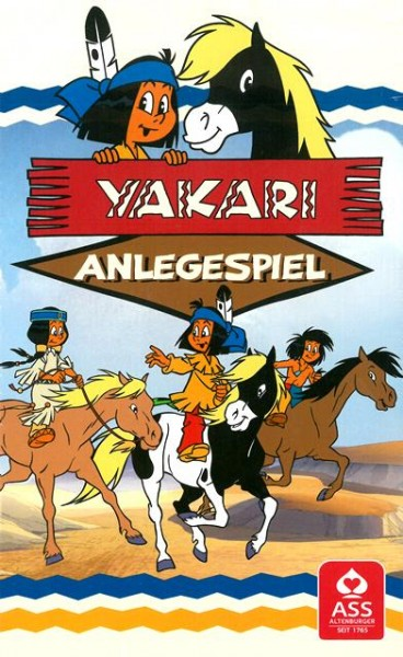 Yakari Anlegespiel