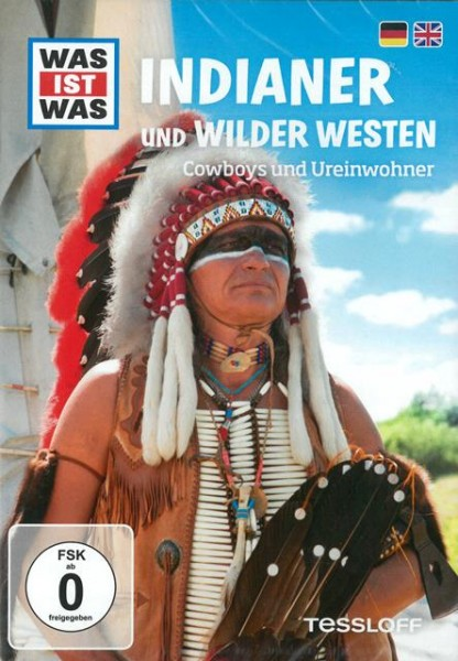 WAS IST WAS DVD Indianer und Wilder Westen